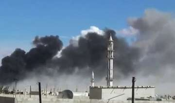 russian jets targeting cia trained rebels to help...