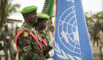 un peacekeeper kills 4 colleagues in central...