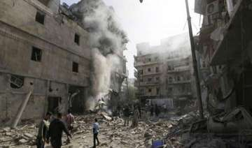 52 killed in clashes in syria - India TV