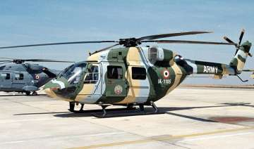 ecuador cuts dhruv helicopter contract with hal...