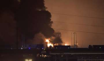 massive explosions rock chinese port city tianjin...