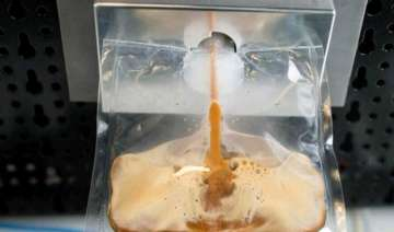 iss to get its first coffee machine with spacex...
