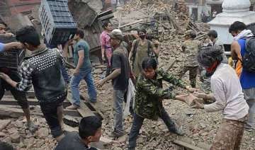 41 indians killed in nepal earthquake - India TV