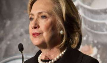 hillary clinton to hand over private email server...