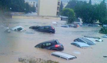 flash floods devastate southern france - India TV