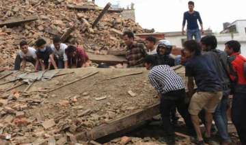 several hindu temples destroyed in nepal quake -...
