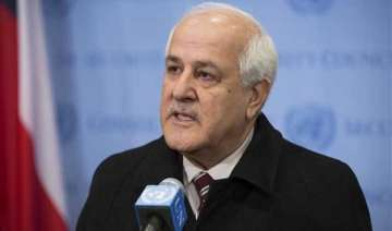 palestinians submit documents to join icc - India...