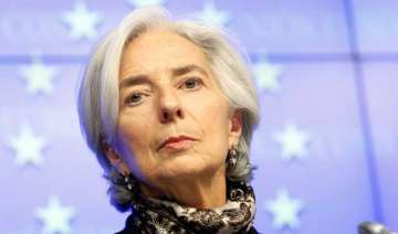 christine lagarde gets second term as imf head -...