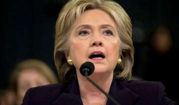 hillary clinton defends herself on benghazi as...