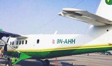 missing nepal plane found crashed all 23 on board...