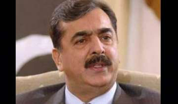 gilani defends accepting aid from india - India TV