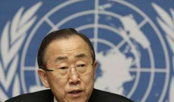 un chief instructs syria envoy to seek political...