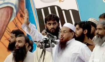 jud chief hafiz saeed addresses rally in lahore -...