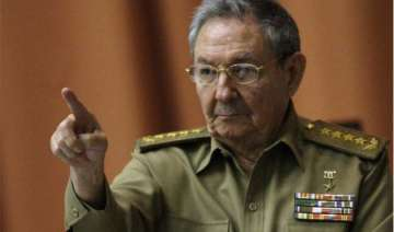 cuba will not accept any interference from the...
