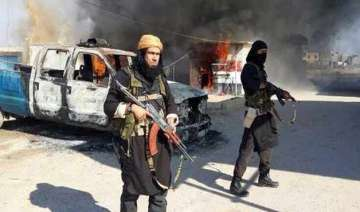 20 syrian soldiers killed in is attack - India TV