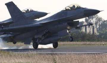 us notifies sale of f 16 fighter jets to pakistan...