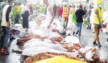 hajj stampede death toll of indians rises to 58...