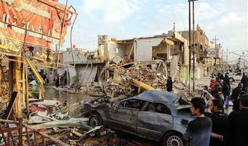 attack on police station in iraq kills 9 people -...