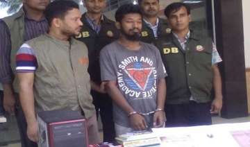 isis recruiter arrested in bangladesh - India TV