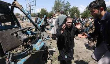 nato says 3 foreigners among 10 killed by afghan...