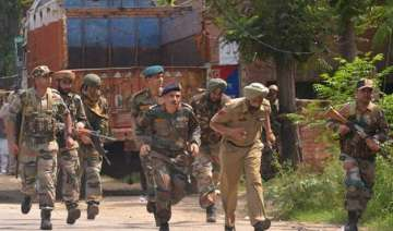 gurdaspur attack facilitated from pakistan soil...