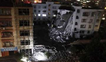 after serial blasts fresh explosion reported in...