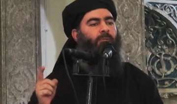 isis releases audio message from leader baghdadi...