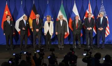 iran p5 1 announce implementation of nuclear deal...