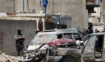 taliban attack on government office in southern...