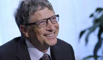 bill gates says lives of poor people will improve...