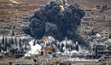 is fighters acknowledge defeat in syrian town of...