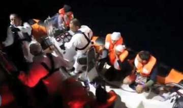 51 bodies found in hull of migrant ship off libya...