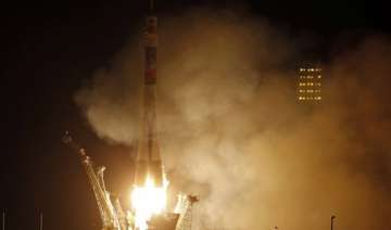 russian rocket carrying mexican satellite crashes...