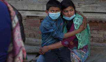 nepal grapples with post disaster diseases -...
