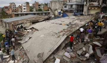 relief operations to kathmandu on hold till 4 pm...