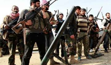 syrian rebel training programme to start in march...