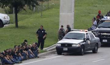 at least nine dead in shootout in texas - India TV