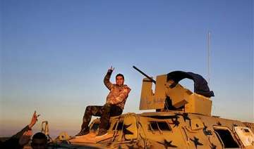 kurds celebrate ousting islamic state fighters...