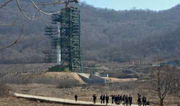 north korea fires rocket seen as covert missile...