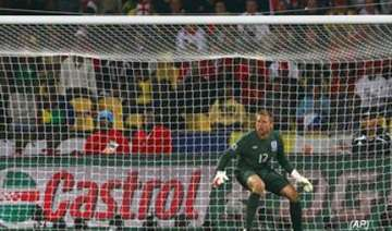 goalkeeper blunder hands us 1 1 draw with england...