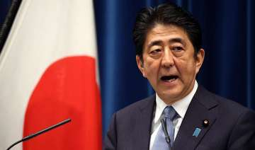 prime minister shinzo abe stops short of apology...