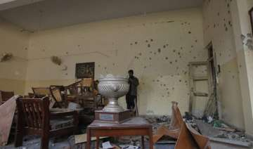 inside view of the peshawar army school where 132...