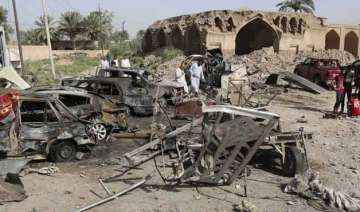 iraq officials bombs in diyala province kill over...
