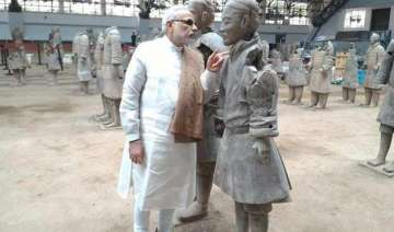 indian media not allowed to enter terracotta...