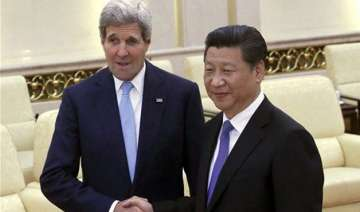 neither china nor us giving ground over projects...