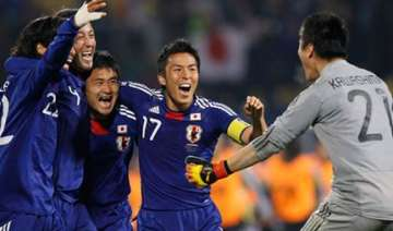 japan beat denmark 3 1 to enter last 16 - India TV