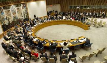 un to vote on extending cross border aid delivery...