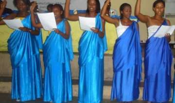know about rwanda an african country where women...