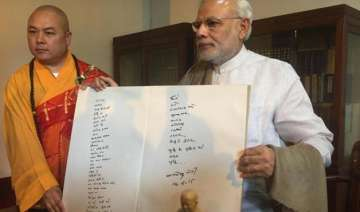 modi s temple message confuses monks in china -...