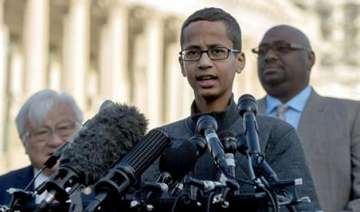 muslim teen arrested in texas for home made clock...